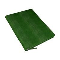 Папка зеленая с кольцами