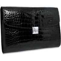 Черная папка портфель