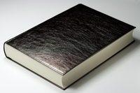 Книга на ресепшен