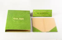 """Папка меню из кожи """"Green Apple"""""""