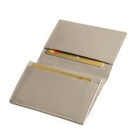 Кожаный  кошелек для пластиковых карт