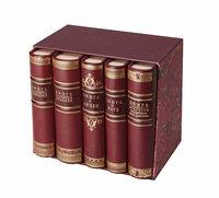 Кожаный футляр для книг